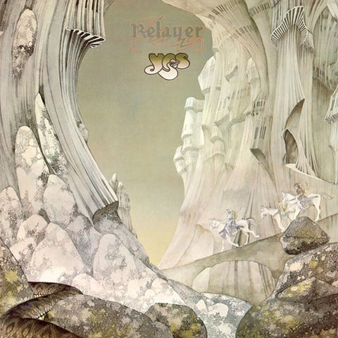 Yes - Relayer on Limited Edition 180g LP - direct audio