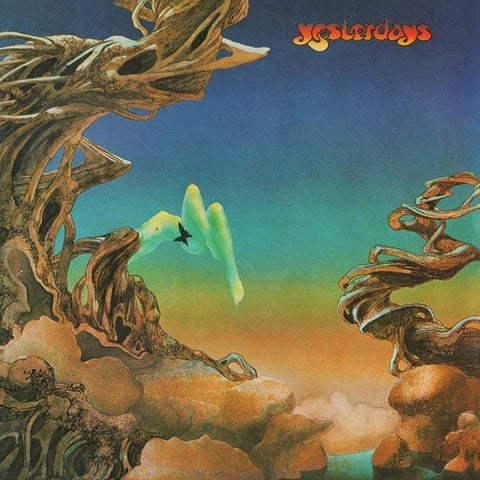 Yes - Yesterdays on Limited Edition 180g LP - direct audio