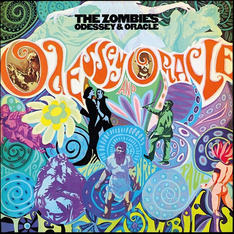 The Zombies - Odessey And Oracle on Limited Edition Import Mono 180g LP - direct audio