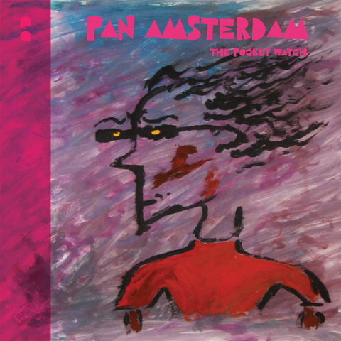Pan Amsterdam - The Pocket Watch Vinyl LP