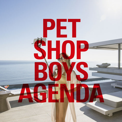 Pet Shop Boys - Agenda Vinyl EP - direct audio