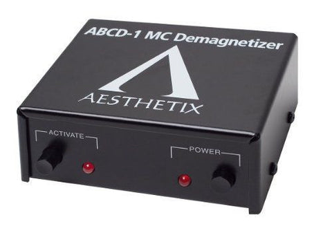 Aesthetix - ABCD-1 Cartridge Demagnetizer - direct audio