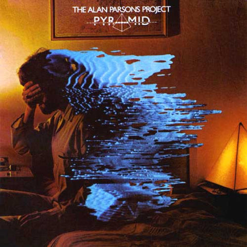 Alan Parsons Project - Pyramid on 180g Vinyl LP - direct audio