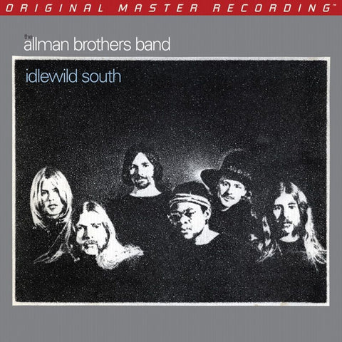 The Allman Brothers Band - Idlewild South on Numbered Limited-Edition 24K Gold CD from Mobile Fidelity - direct audio