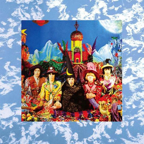 The Rolling Stones - Their Satanic Majesties Request 180g Vinyl LP - direct audio