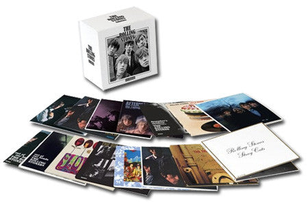 The Rolling Stones - The Rolling Stones In Mono Limited Edition 180g Vinyl 16LP Box Set - direct audio - 1