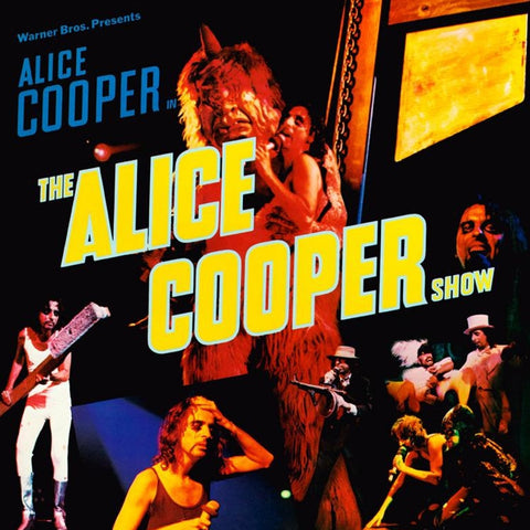 Alice Cooper - The Alice Cooper Show on Limited Edition 180g LP - direct audio