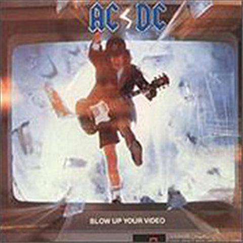 AC/DC - Blow Up Your Video on Vinyl LP - direct audio