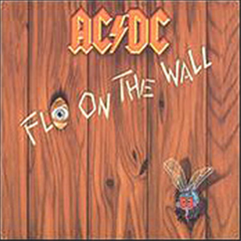 AC/DC - Fly On The Wall on LP - direct audio