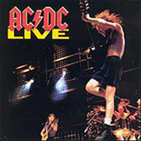 AC/DC - Live on 2LP - direct audio