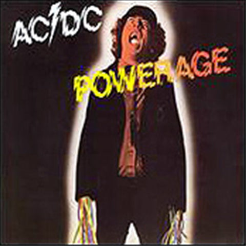 AC/DC - Powerage on Vinyl LP - direct audio