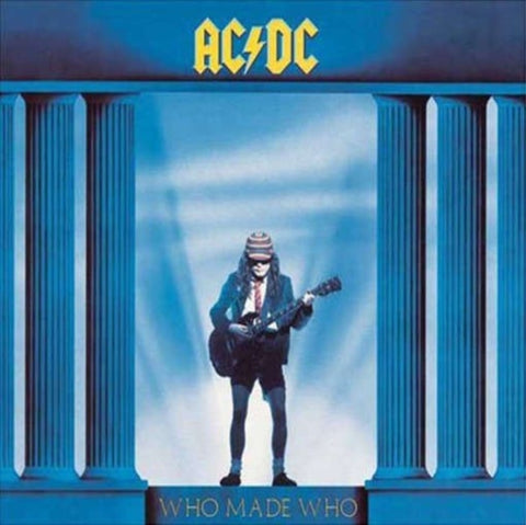 AC/DC - Who Made Who Vinyl LP (Out Of Stock) Pre-order - direct audio