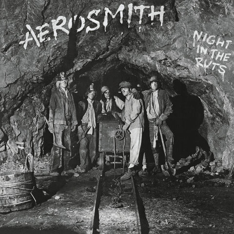 Aerosmith - Night In The Ruts 180g Vinyl LP - direct audio