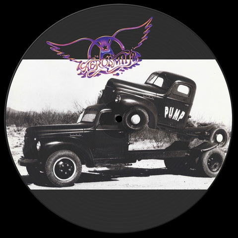 Aerosmith - Pump 180g Vinyl LP - direct audio