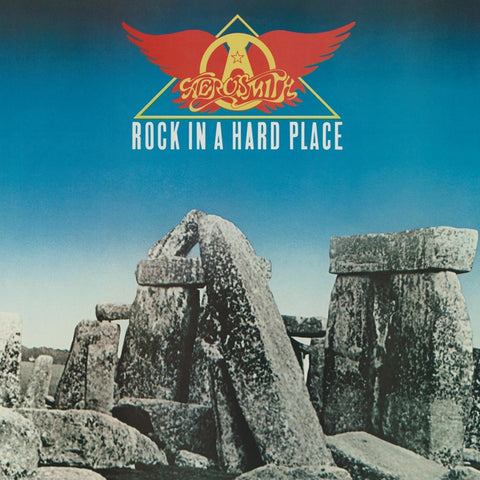Aerosmith - Rock In A Hard Place 180g Vinyl LP - direct audio