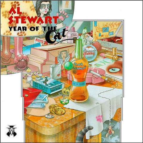 Al Stewart - Year Of The Cat on Limited Edition 180g Vinyl LP - direct audio