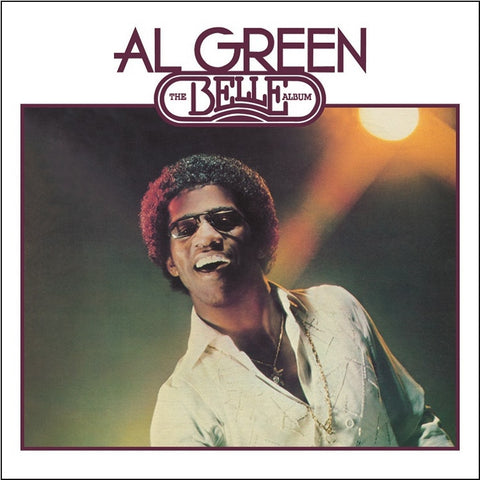 Al Green - The Belle Album on Limited Edition Pink LP + Download - direct audio