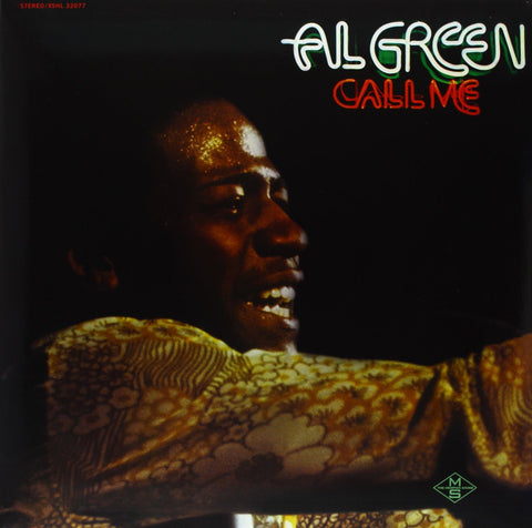 Al Green - Call Me on 180g Import LP - direct audio