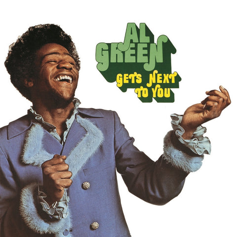 Al Green - Gets Next To You on 180g Import LP - direct audio
