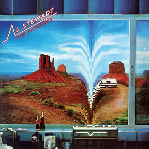 Al Stewart - Time Passages Vinyl 180g LP - direct audio