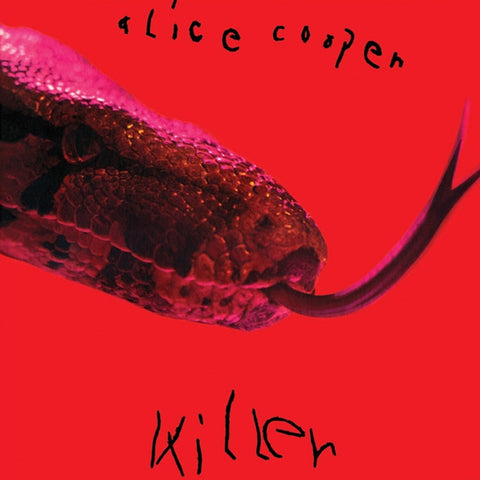 Alice Cooper - Killer on Limited Edition 180g Vinyl LP - direct audio