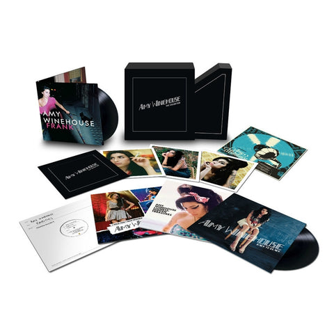 Amy Winehouse - The Collection on Limited Edition 180g 8LP Box Set - direct audio