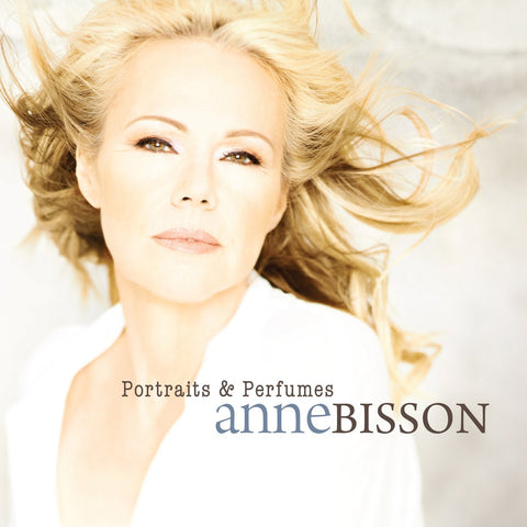 Anne Bisson - Portraits & Perfumes on CD - direct audio