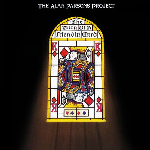 Alan Parsons Project - The Turn Of A Friendly Card on 180g Vinyl LP - direct audio