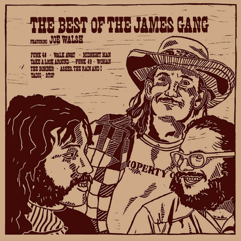 The James Gang - The Best Of The James Gang Hybrid SACD - direct audio