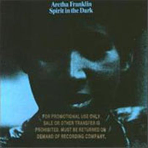 Aretha Franklin - Spirit In The Dark 180g Vinyl LP - direct audio