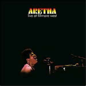 Aretha Franklin - Live At Fillmore West on 180g Import Vinyl LP - direct audio