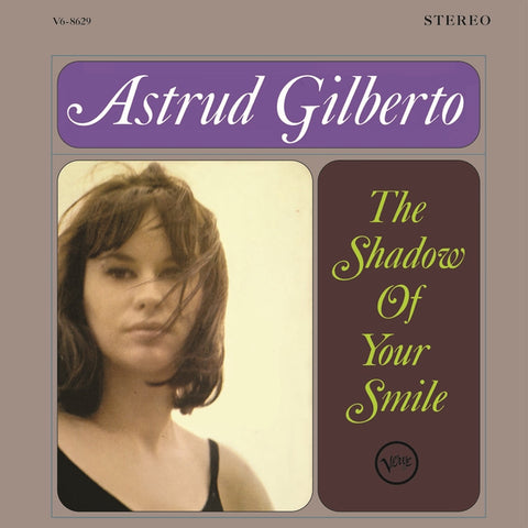 Astrud Gilberto - The Shadow Of Your Smile on Numbered Limited Edition 180g 45RPM 2LP - direct audio