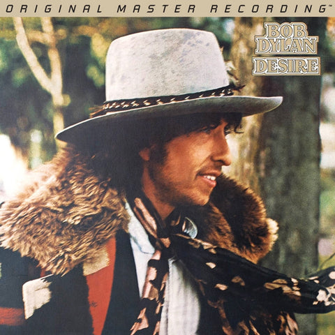 Bob Dylan - Desire on Numbered Limited Edition Hybrid SACD from Mobile Fidelity - direct audio
