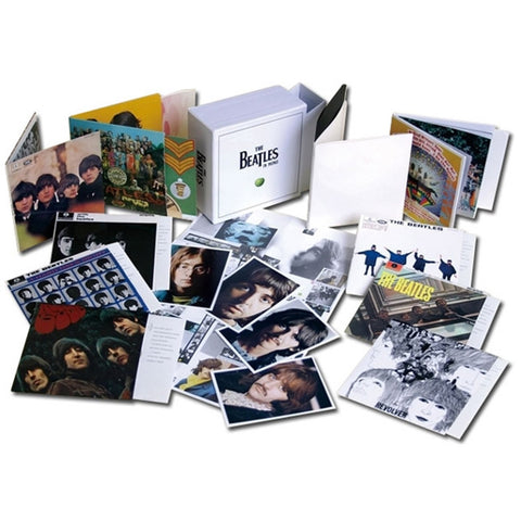 The Beatles - Mono Albums 13CD Box Set - direct audio
