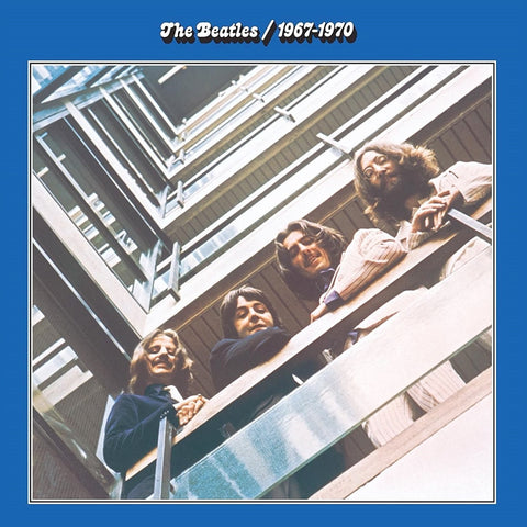 The Beatles - 1967-1970 (The Blue Album) on 2CD - direct audio