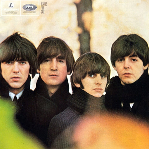 The Beatles - Beatles For Sale on Mono CD - direct audio
