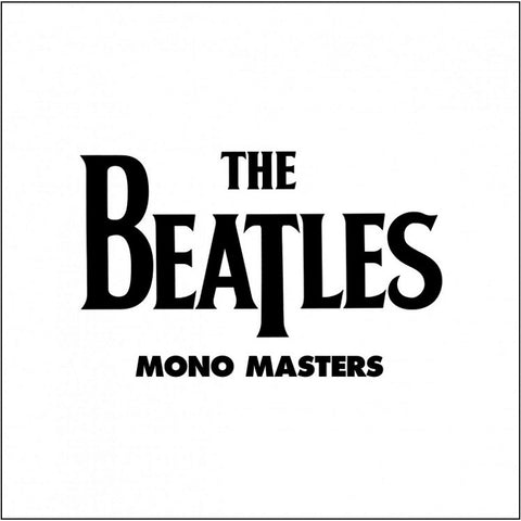 The Beatles - Mono Masters on 180g Mono 3LP - direct audio