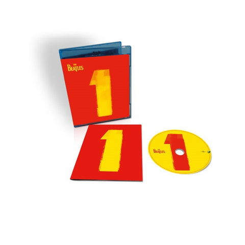 The Beatles - 1 on Blu-Ray - direct audio