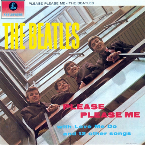 The Beatles - Please Please Me 180g Vinyl LP - direct audio