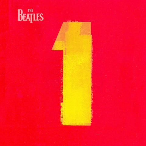 The Beatles - 1 on 180g 2LP - direct audio