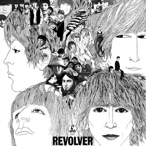 The Beatles - Revolver 180g Vinyl LP - direct audio