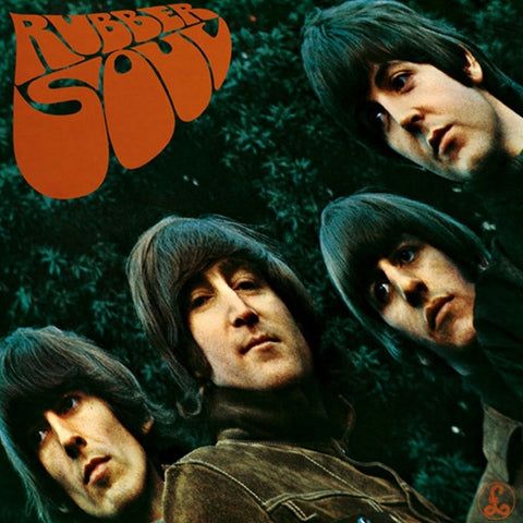 The Beatles - Rubber Soul on CD - direct audio