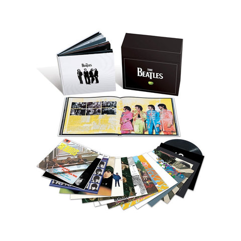 The Beatles - Stereo Box Set Limited Edition 16LP Box Set - direct audio - 1