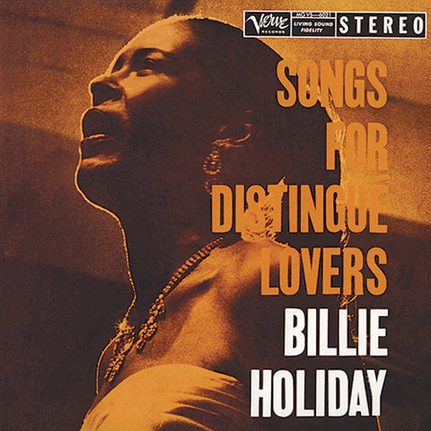 Billie Holiday - Songs For Distingue Lovers on Numbered Limited Edition 200g 45RPM 2LP (Backordered) - direct audio