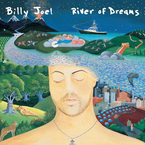 Billy Joel - River Of Dreams on Limited Edition 180g LP - direct audio