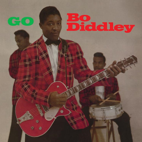 Bo Diddley - Go Bo Diddley on Limited Edition 180g Vinyl LP - direct audio