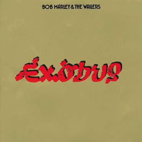 Bob Marley And The Wailers - Exodus on 180g LP - direct audio