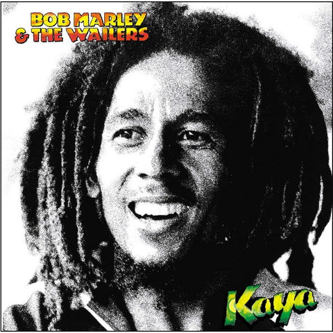 Bob Marley And The Wailers - Kaya on 180g LP - direct audio