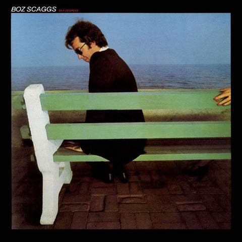 Boz Scaggs - Silk Degrees 180g Vinyl LP - direct audio