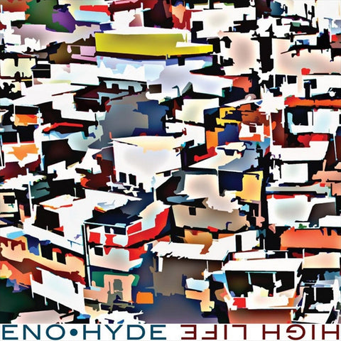 Brian Eno And Karl Hyde - High Life Vinyl 2LP - direct audio